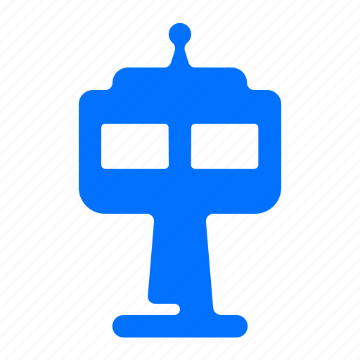 airport, building, communication, tower icon