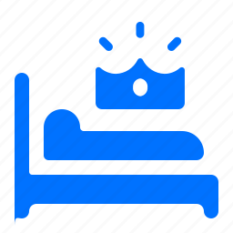 bed, hotel, king, rating icon