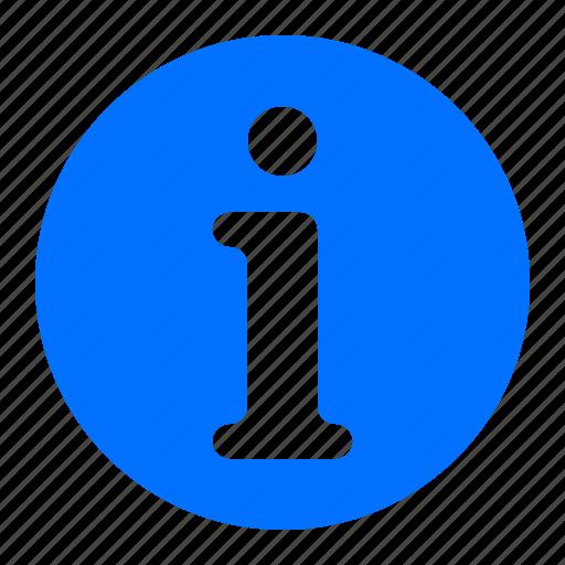 Faq, info, information icon - Download on Iconfinder