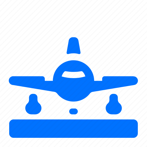 airplane, airport, arrival, departure icon