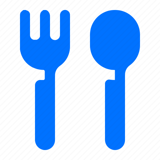 dinner, fork, meal, restaurant icon