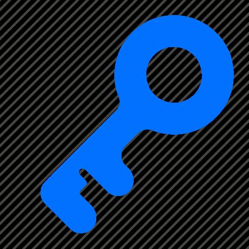 key, lock, room, security icon