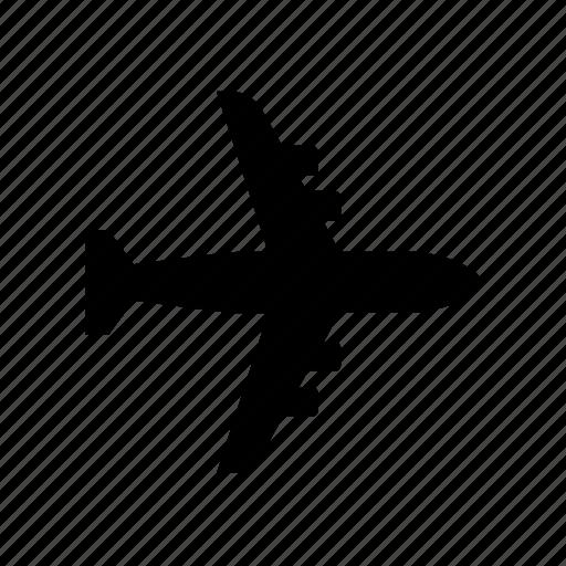 airbus, aircraft, airline, boeing, jimbo, plane, superjumbo icon