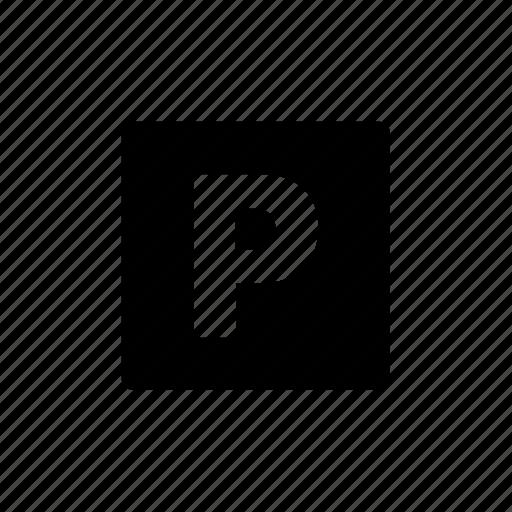 car, car park, lot, park, parking icon