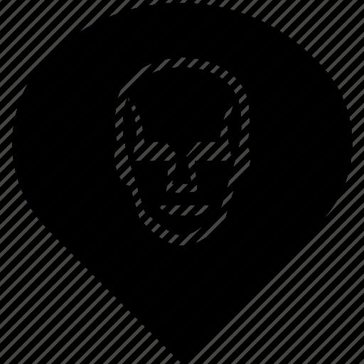 avatar, head, man, person, profile, user icon