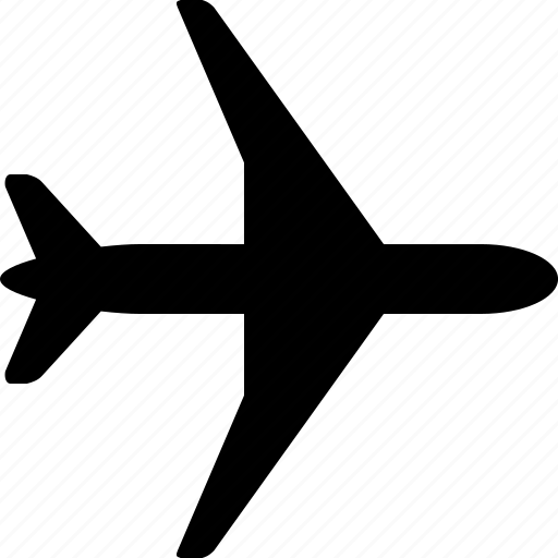 aircraft, airplane, airport, flight, forward, plane, right icon