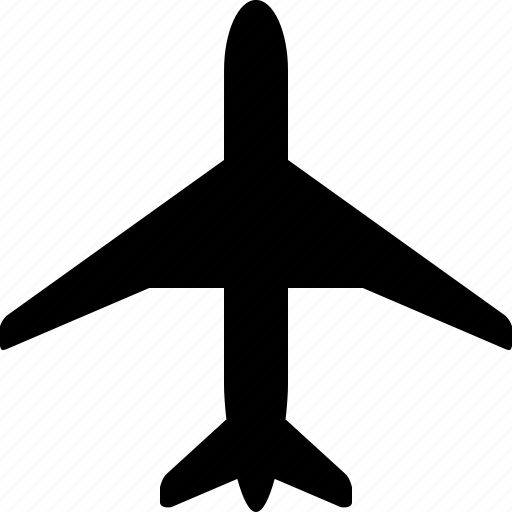 aircraft, airplane, airport, flight, plane, up icon