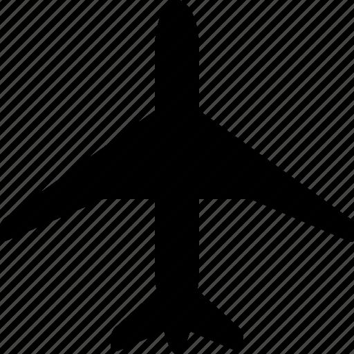 aircraft, airplane, airport, flight, plane icon