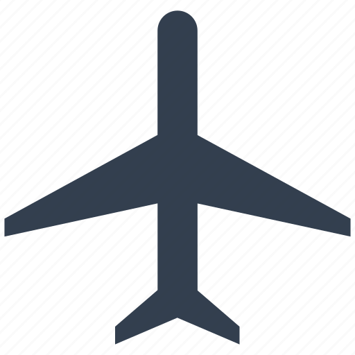 airplane, airport, flight, fly, plane icon