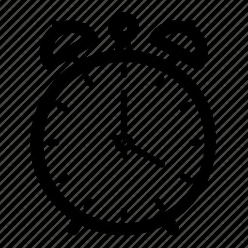 alarm, alarm clock, clock, event, schedule, time, timer icon