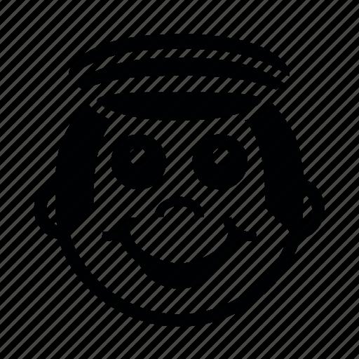 alaska, day, face, smile icon