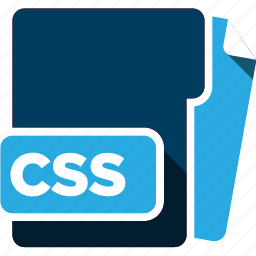 css, data format, filetype icon