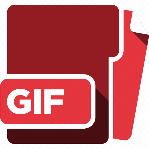 data format, filetype, gif icon