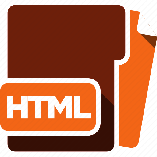 data format, filetype, html icon