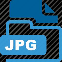 data format, filetype, jpg icon