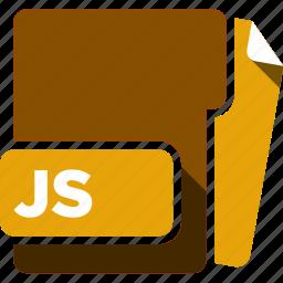 data format, filetype, js icon