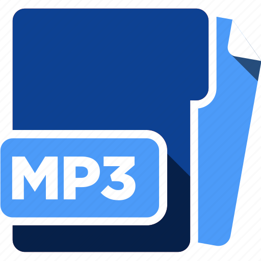 data format, filetype, mp3 icon