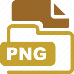 data format, filetype, png icon