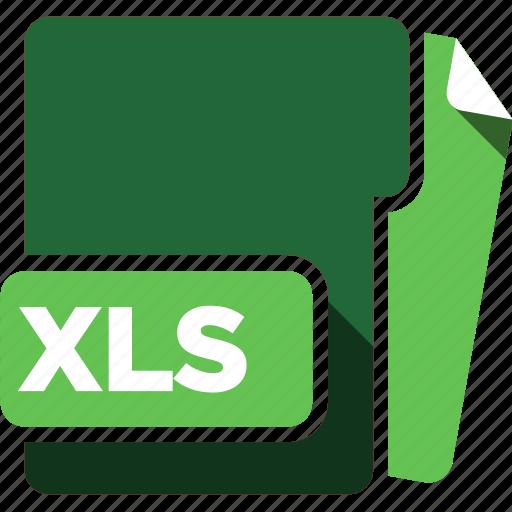 data format, filetype, xls icon