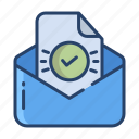 message, mail