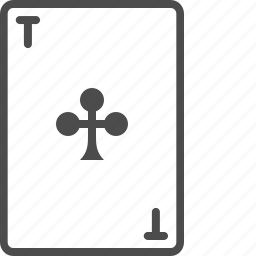 card, casino, poker icon