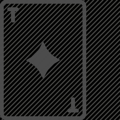 card, casino, poker icon