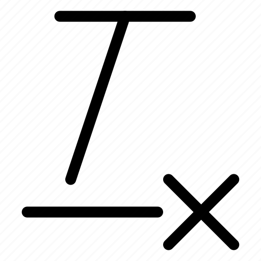 alignment, clear, format, line-icon, paragraph, text icon