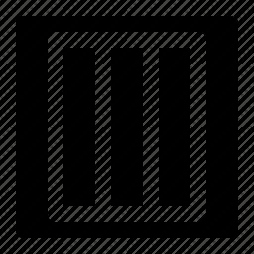 border, column, row, table icon