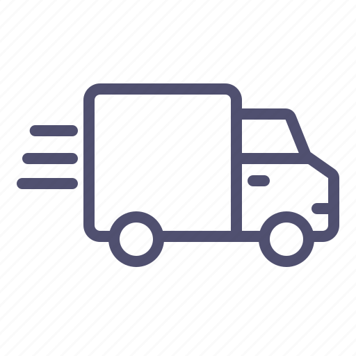 delivery, package, shipping, shop, shopping, transfer, truck icon