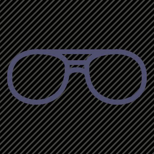 eye, eyeglasses, glasses, sunglasses, wear icon