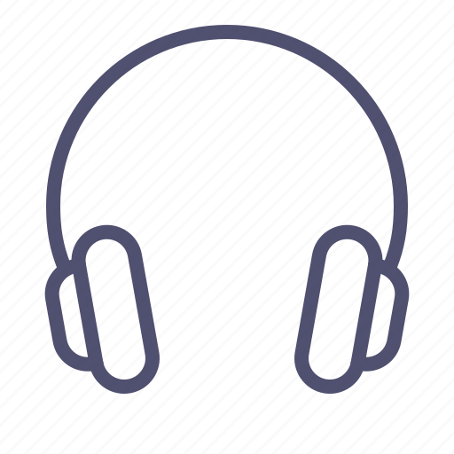 audio, headphones, listen, listening, music, sound icon