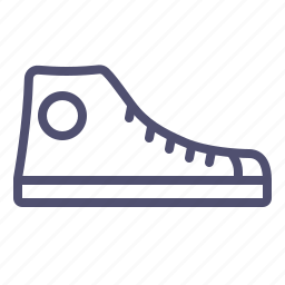 converse, fashion, footwear, shoes, shoes icon icon