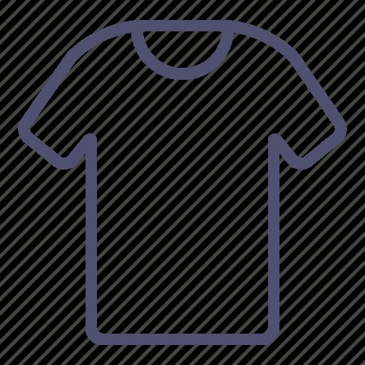 clothes, fashion, shirt, t-shirt, tshirt, wear icon icon