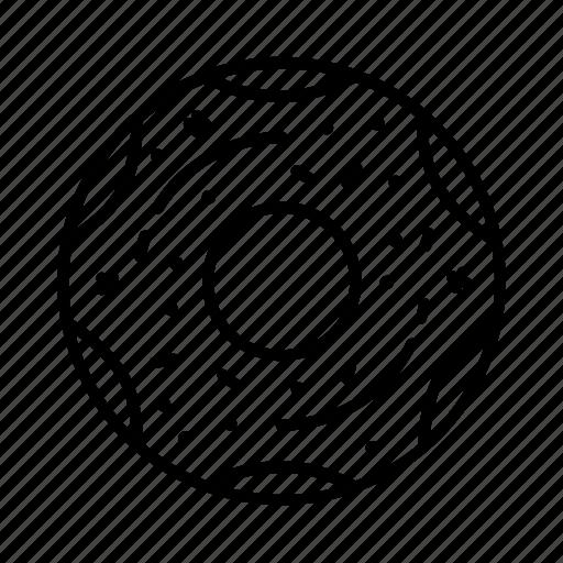 Break, coffee, dough, doughnut, sugar, sweet icon - Download on Iconfinder