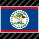 belize, belize flag, country, flag, national, national flag, world flag icon