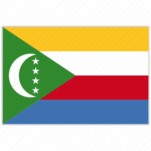 comoros, comoros flag, country, flag, national, national flag, world flag icon