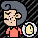 allergy, egg, food, symptom, health
