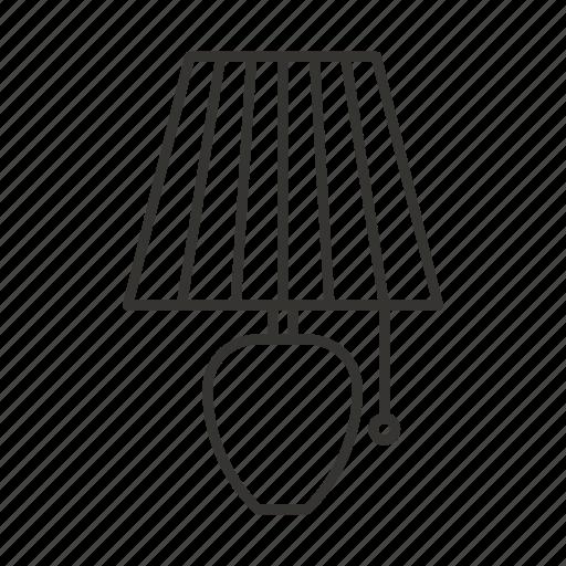 bulb, desk lamp, electric, idea, lamp, light, nightlight icon