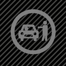 amenities, parking, valet, var parking icon