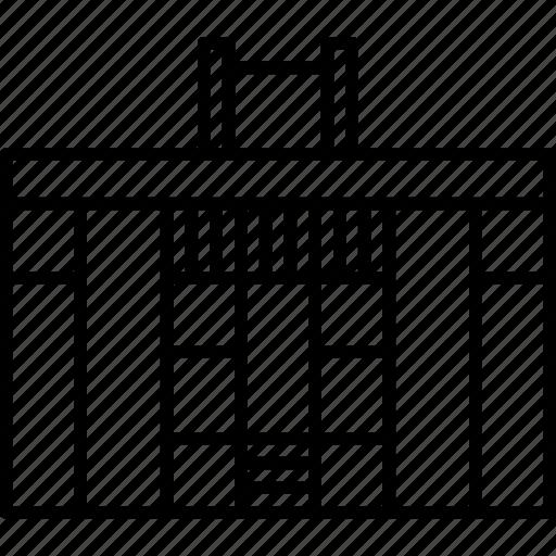belize, belmopan, building, central america, parliament icon