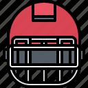 american, football, helmet, protection, rugby, sport, uniform