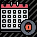 american, calendar, date, football, match, rugby, sport icon