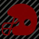 american, football, football club, helmet, safety, soccer, sport icon
