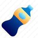 american, bottle, football, football club, soccer, sport, water icon