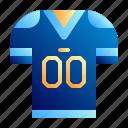 american, football, football club, jersey, soccer, sport, uniform icon