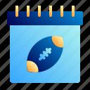american, competition, football, football club, match calendar, soccer, sport icon
