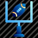 american, football, football club, goal, soccer, sport, touch down icon