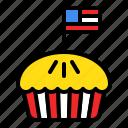 america, bakery, food, pastry, pie, sweets