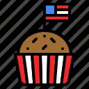 america, bakery, cake, cupcake, food, muffin, sweets