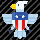america, bird, eagle, emblem, usa